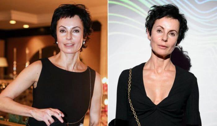 Ирина Апексимова в 2012 и 2018 гг. | Фото: krauzer.ru