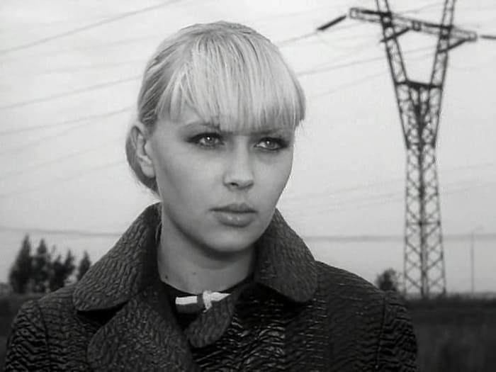 Ирина Азер в фильме *Кража*, 1970 | Фото: liveinternet.ru