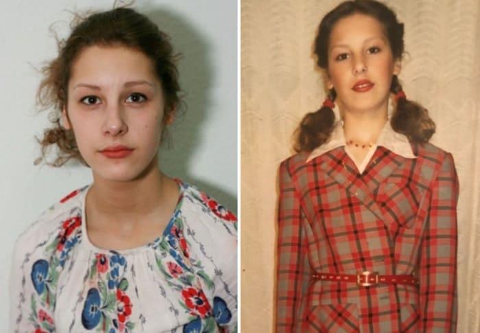 Актриса в юности | Фото: kino-teatr.ru, starhit.ru