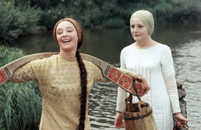 Кадр из фильма *Снегурочка*, 1968 | Фото: kino-teatr.ru