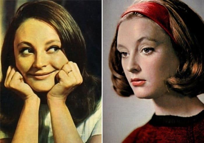 Одна из самых красивых советских актрис 1960-1970-х гг. Ирина Губанова   Фото: kino-teatr.ru
