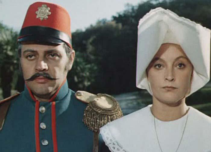 Кадр из фильма *Небесные ласточки*, 1976   Фото: kino-teatr.ru