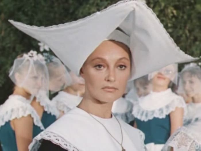 Ирина Губанова в фильме *Небесные ласточки*, 1976   Фото: kino-teatr.ru