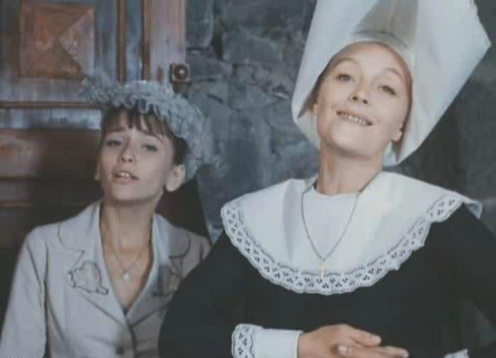 Кадр из фильма *Небесные ласточки*, 1976   Фото: myjulia.ru