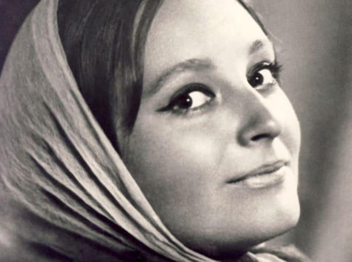 Актриса в молодости   Фото: kino-teatr.ru