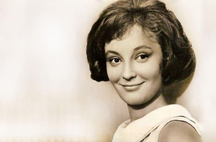 Актриса в молодости   Фото: boom.ms