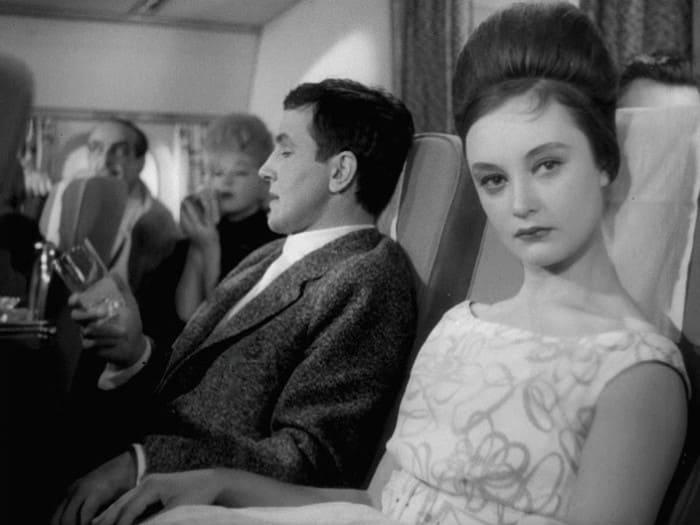 Кадр из фильма *713-й просит посадку*, 1962 | Фото: kino-teatr.ru