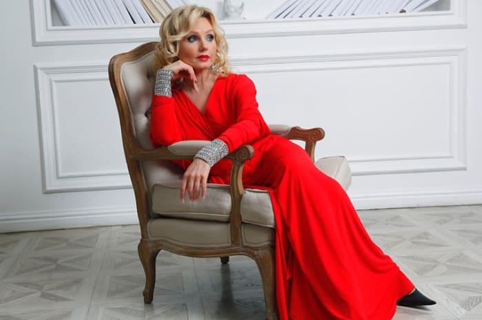 Заслуженная артистка России Ирина Климова | Фото: aif.ru