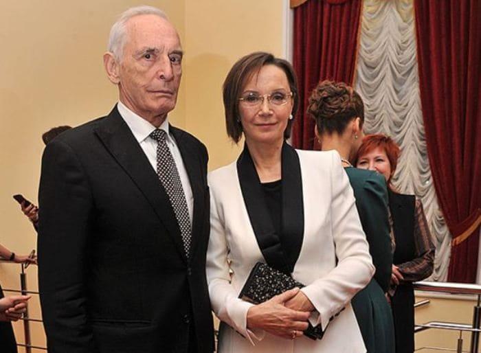 Василий Лановой и Ирина Купченко   Фото: 24smi.org