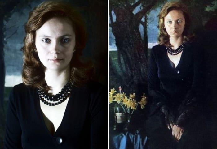 Актриса в молодости | Фото: kino-teatr.ru, mirsegodnya.com