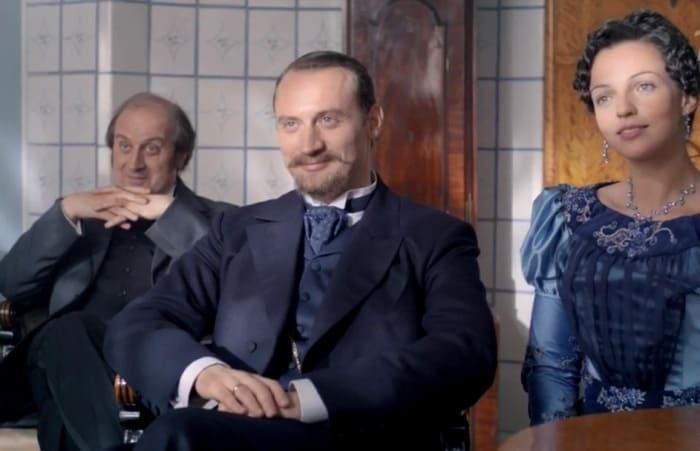 Кадр из сериала *Куприн*, 2013 | Фото: kino-teatr.ru