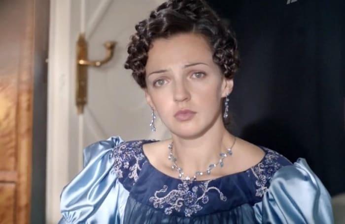 Ирина Леонова в сериале *Куприн*, 2013 | Фото: kino-teatr.ru