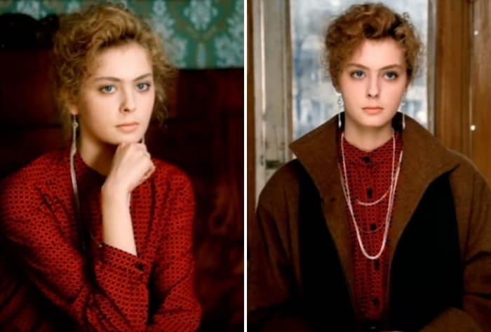Кадры из фильма *Настя*, 1993 | Фото: kino-teatr.ru