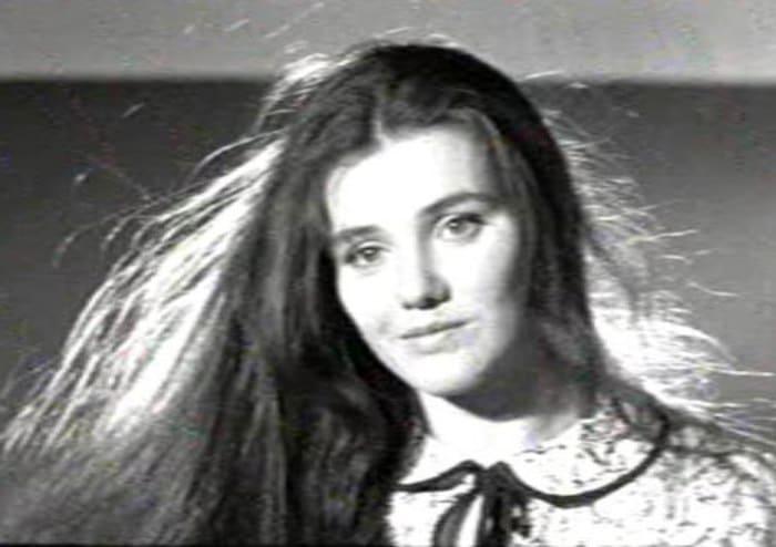 Жанна Прохоренко в роли Насти в фильме *Происшествие, которого никто не заметил*, 1967   Фото: kino-teatr.ru