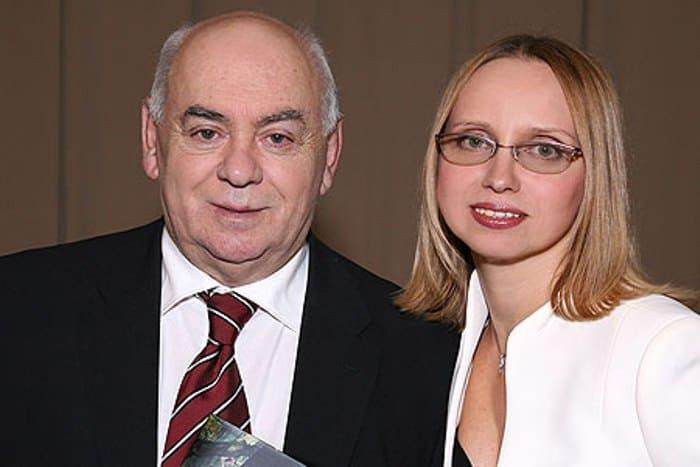 Ирина Мазуркевич и Анатолий Равикович | Фото: kino-teatr.ru