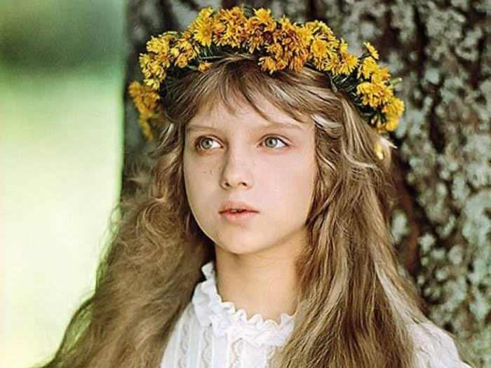Актриса в юности | Фото: biographe.ru