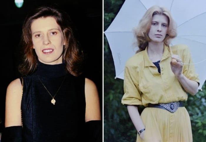 Одна из самых красивых и загадочных актрис 1980-1990-х гг. | Фото: kino-teatr.ru, akter.kulichki.net