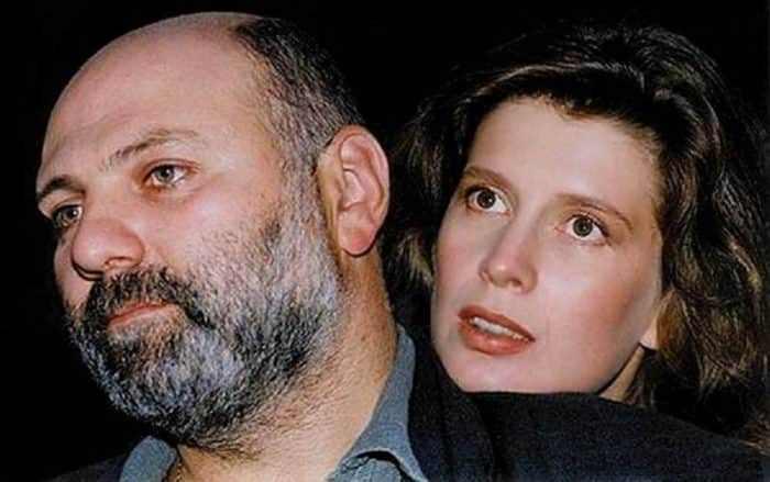 Актриса с мужем, Сергеем Газаровым | Фото: biographe.ru