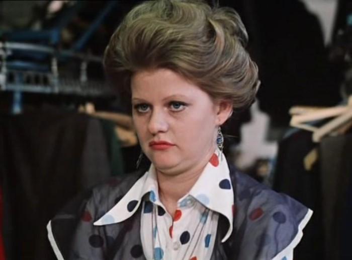 Ирина Муравьева в фильме *Москва слезам не верит*, 1979 | Фото: kino-teatr.ru