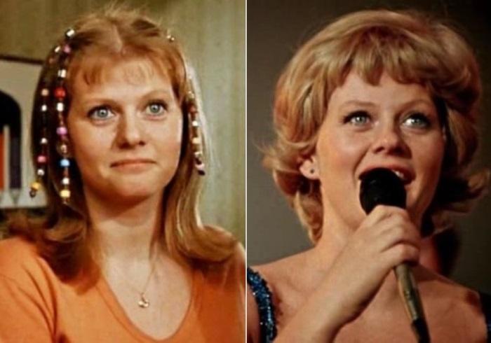Ирина Муравьева в фильме *Карнавал*, 1981 | Фото: kinokopilka.pro и kinomania.ru