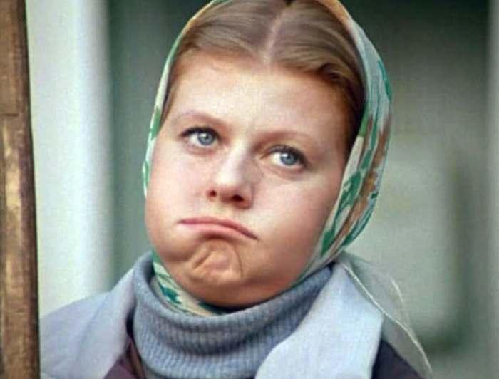 Ирина Муравьева в фильме *Карнавал*, 1981 | Фото: biographe.ru