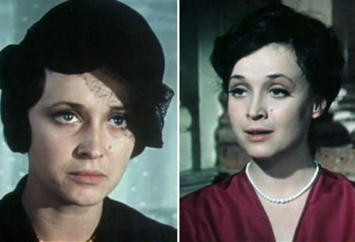 Ирина Печерникова в фильме *Два капитана*, 1976 | Фото: kino-teatr.ru