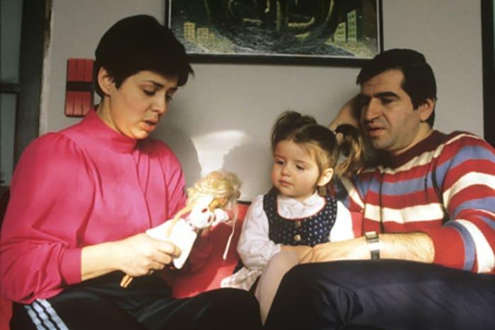 Спортсменка со вторым мужем и дочерью | Фото: 24smi.org