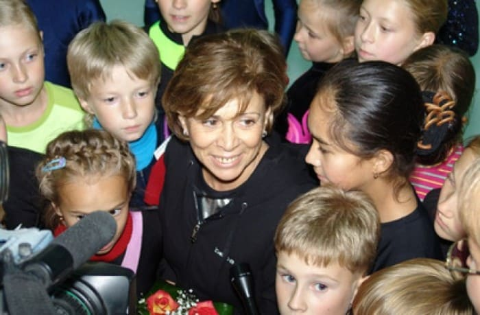 Легендарная фигуристка Ирина Роднина | Фото: rusplt.ru