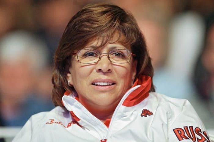 Спортсменка в 2011 г. | Фото: aif.ru