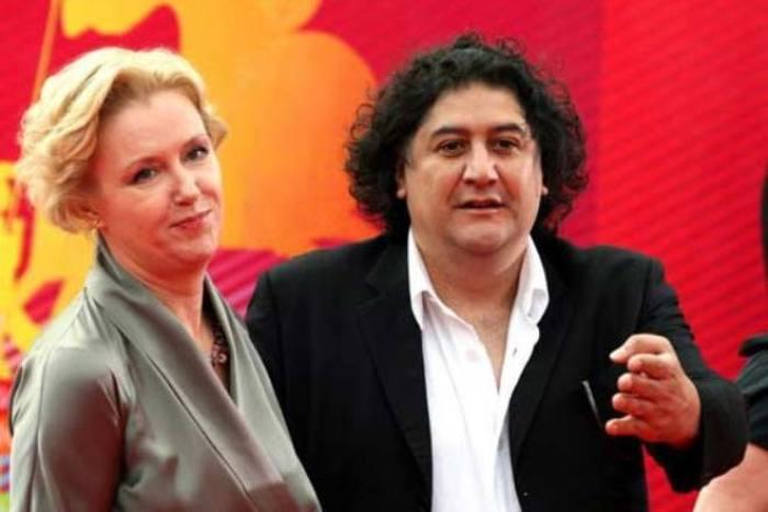Ирина Розанова и Бахтияр Худойназаров | Фото: 24smi.org