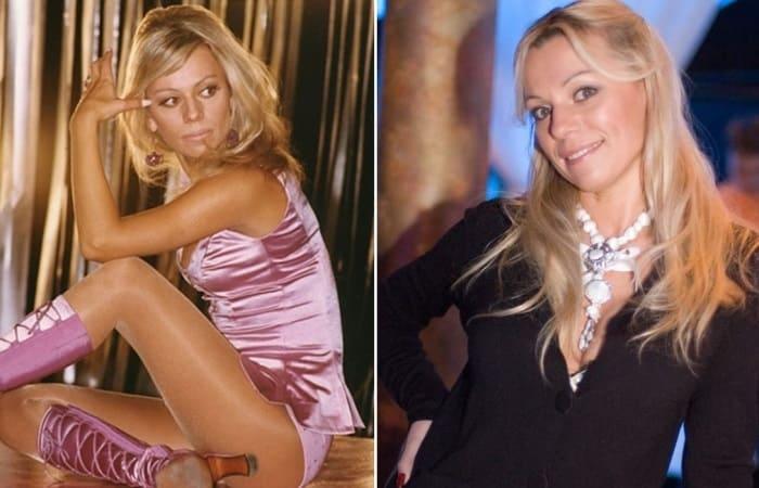 Певица, актриса и бизнес-леди Ирина Салтыкова | Фото: picsology.ru и peoples.ru