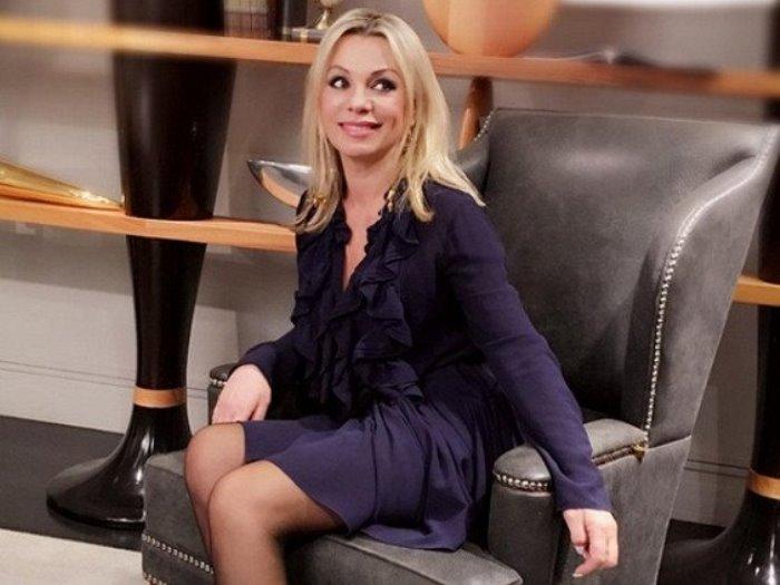 Популярная в 1990-х гг. певица Ирина Салтыкова | Фото: fednews.ru