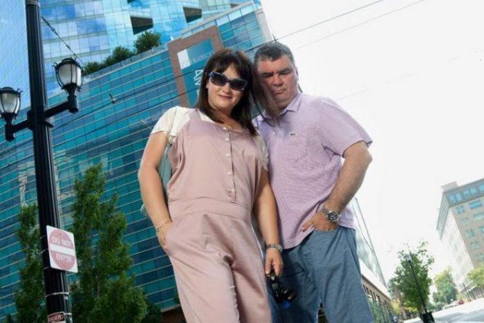 Актриса с мужем, Николаем Боголюбовым | Фото: 24smi.org