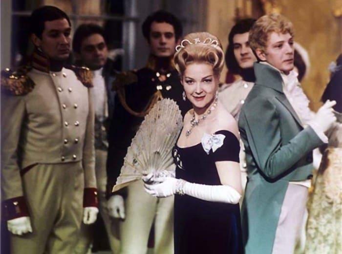 Кадр из фильма *Война и мир*, 1965-1967   Фото: kino-teatr.ru