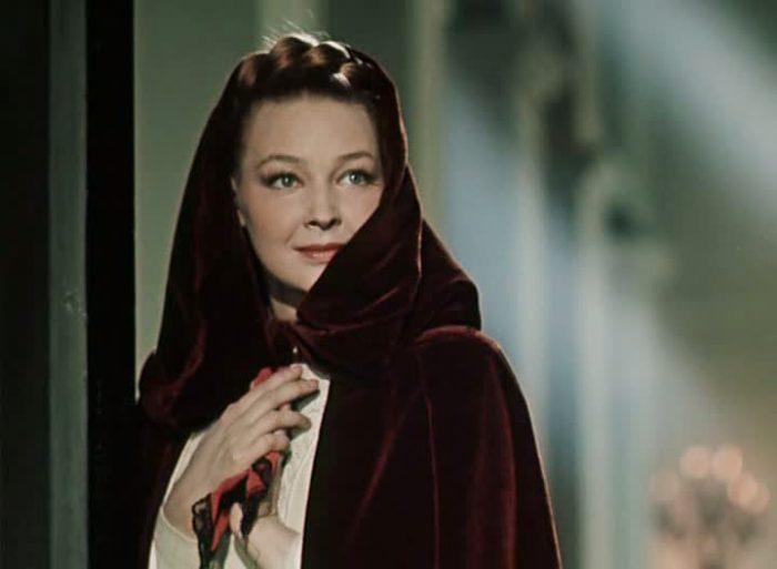 Ирина Скобцева в фильме *Отелло*, 1955 | Фото: kino-teatr.ru