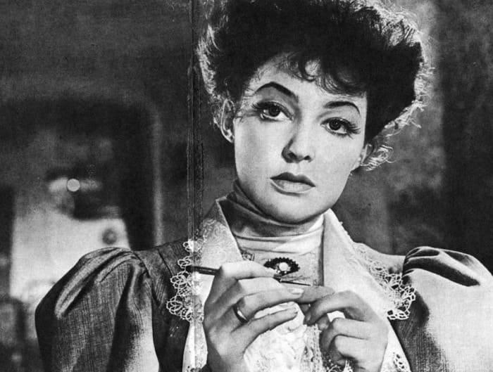 Ирина Скобцева в фильме *Поединок*, 1957   Фото: kino-teatr.ru