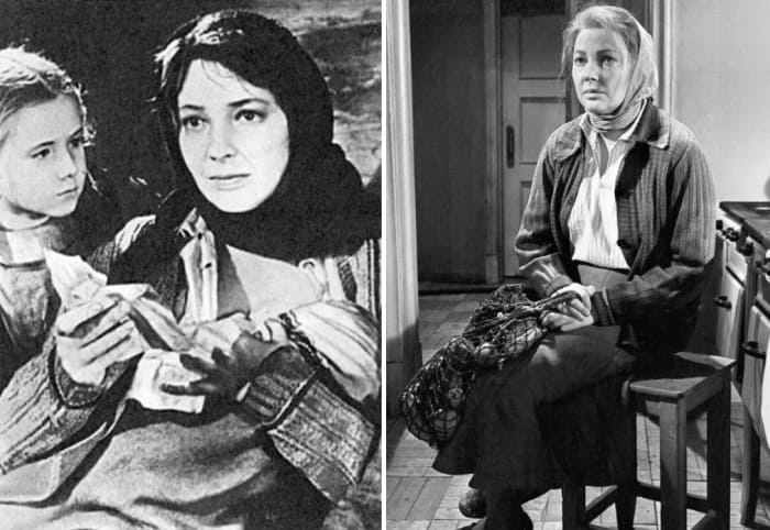 Кадры из фильма *Аннушка*, 1959   Фото: kino-teatr.ru