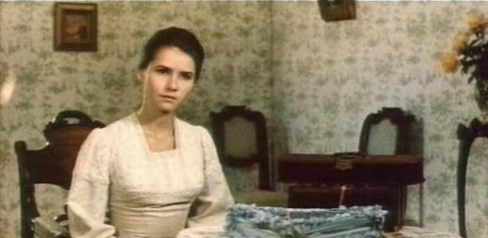 Ирина Варлей в фильме *Преждевременный человек*, 1971 | Фото: kino-teatr.ru