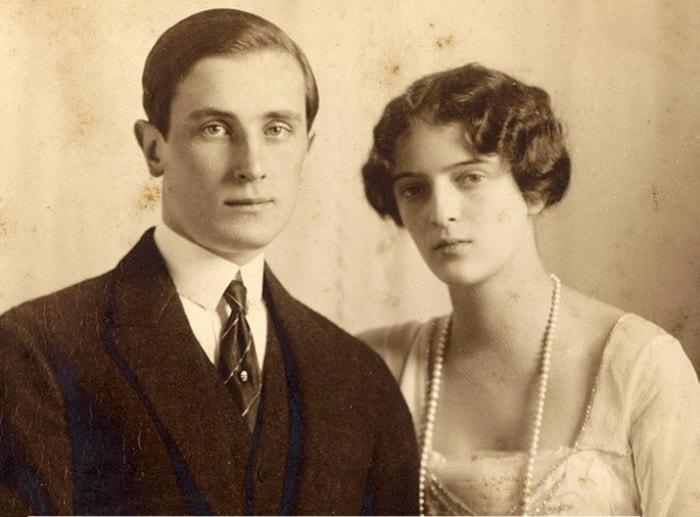 Основатели Дома моды *Ирфе* супруги Юсуповы | Фото: inshe.tv