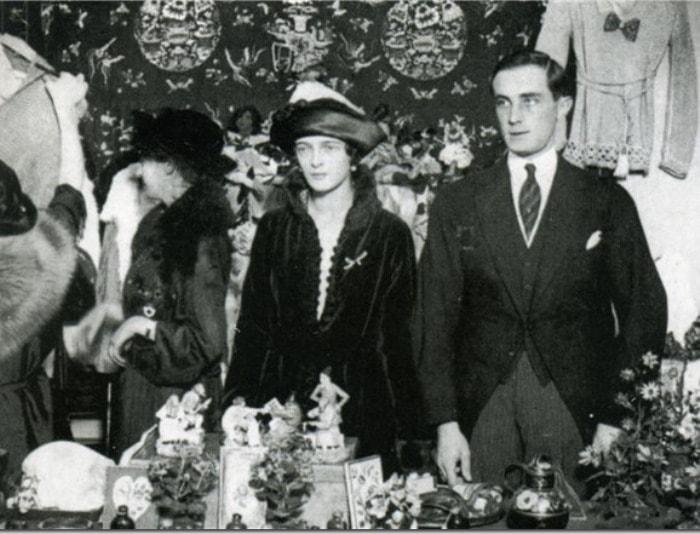 Основатели Дома моды *Ирфе* супруги Юсуповы   Фото: liveinternet.ru
