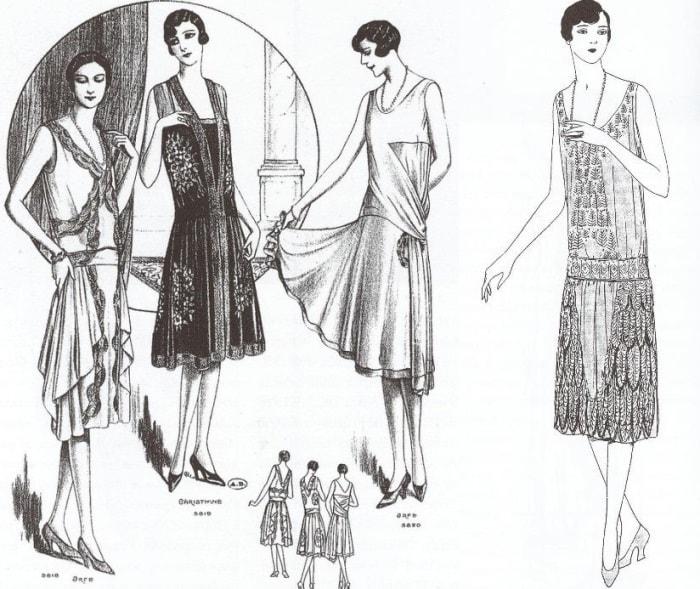 Модели *Irfe*, опубликованные в журнале *Vogue*   Фото: traditions-apts.com