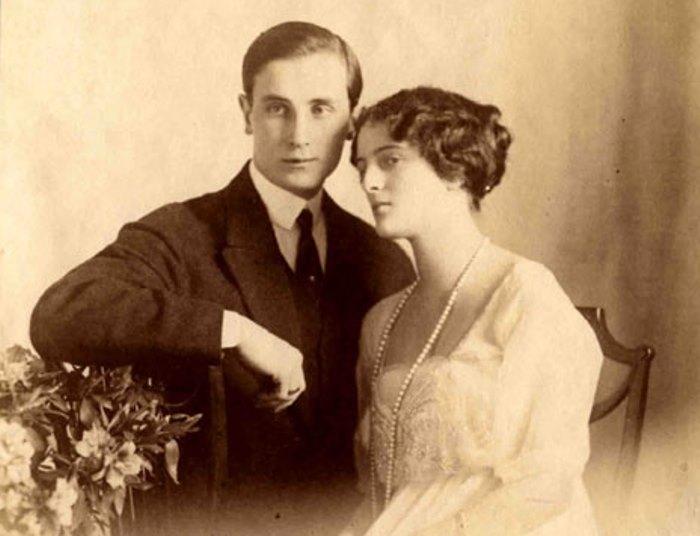 Супруги Юсуповы   Фото: liveinternet.ru