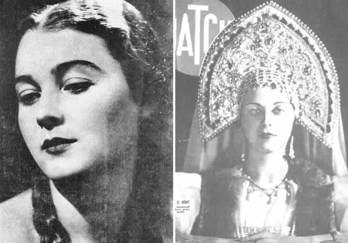 Победительница конкурса *Мисс Россия-1936* Ариадна Гедеонова | Фото: izbrannoe.com