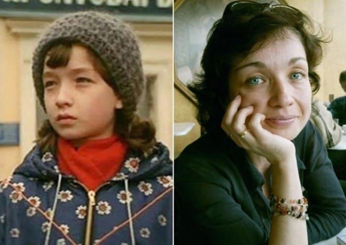 Ксения Филиппова тогда и сейчас | Фото: wowfeed.me