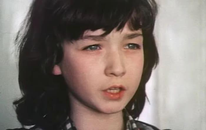 Ксения Филиппова в роли Железной Кнопки | Фото: kino-teatr.ru