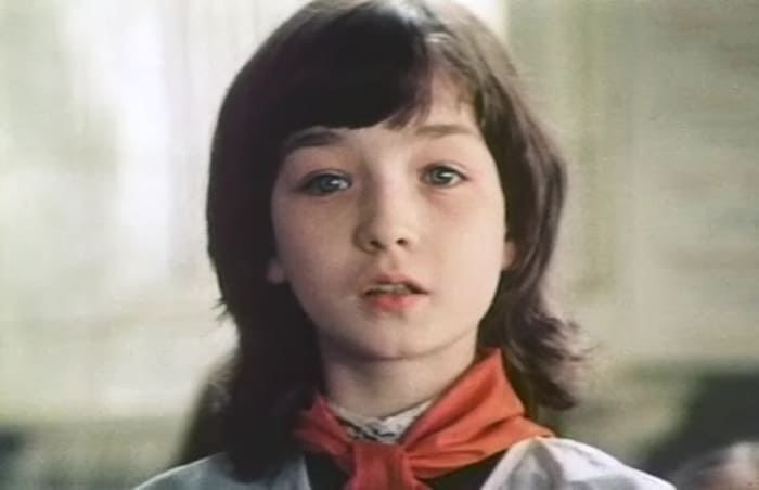 Ксения Филиппова в фильме *Чучело*, 1983 | Фото: kino-teatr.ru