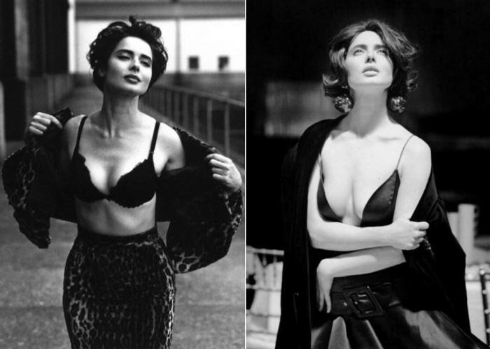 Одна из самых известных итальянских актрис и фотомоделей | Фото: kinowar.com