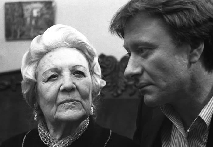 Изабелла Юрьева и Андрей Миронов | Фото: kino-teatr.ru