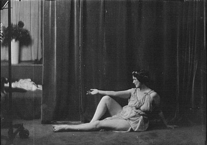 Знаменитая танцовщица Айседора Дункан | Фото: stories-of-success.ru