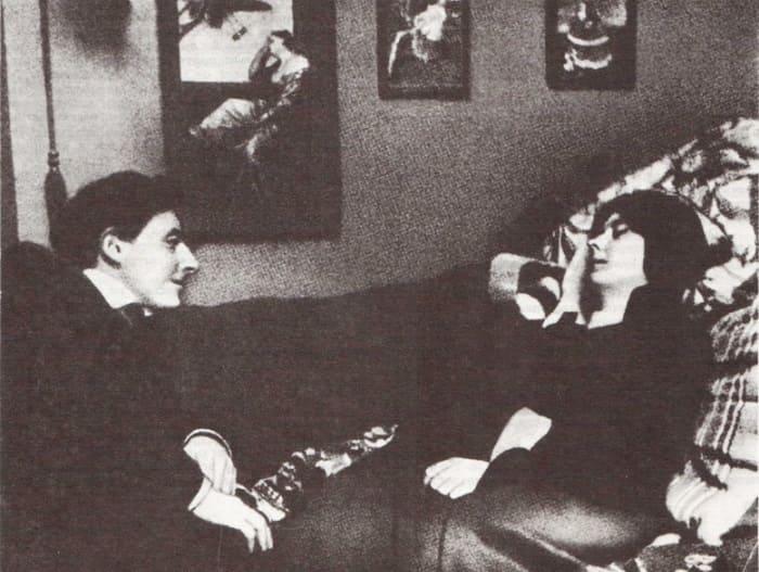 Гордон Крэг и Айседора Дункан   Фото: spb.ru